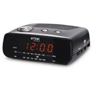 TDK Clockradio for iPhone 30-pin TCC3310