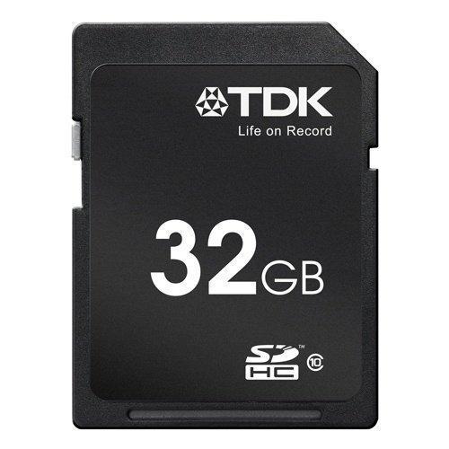 TDK SDHC Card 32GB (Class 10)