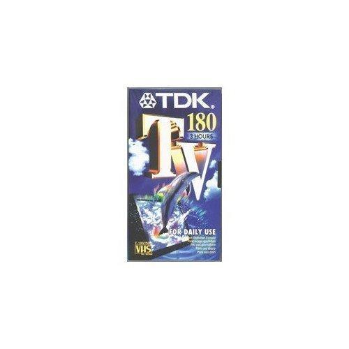 TDK VHS 180min 1-pack