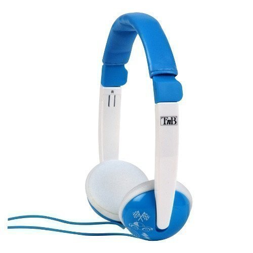 TNB Kids Blue Ear-pad