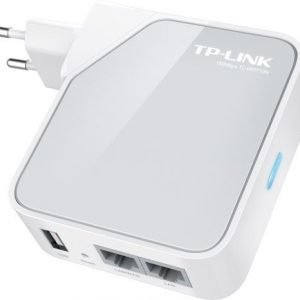 TP-LINK TL-WR710N 150Mbps Wireless N Nano Pocket AP Router