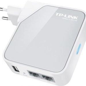 TP-LINK TL-WR710N 150Mbps Wireless N Nano Pocket AP Router
