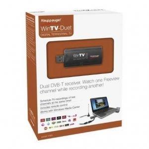 TV-Card-Ext Hauppauge WinTV- Duet dubbeltuner DVB-T