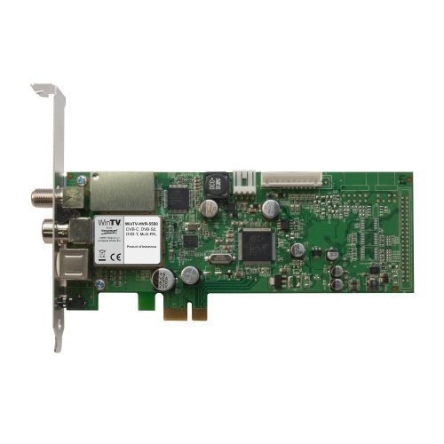 TV-Card-Int Hauppauge WinTV HVR-5500 HD Analogue DVB-C DVB-T DVB-S DVB-S2