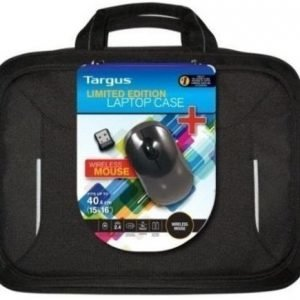 Targus 16'' Laptop Case + WireLess Mouse