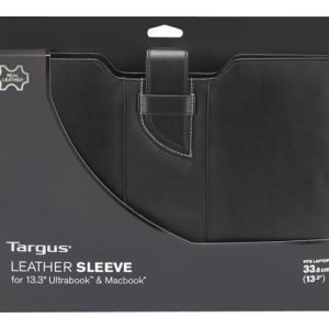 Targus Leather Ultrabook Sleeve 13''
