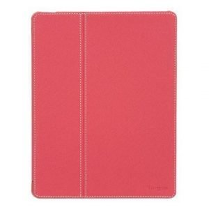 Targus Premium Click In Case for iPad 2 3 & 4 Pink