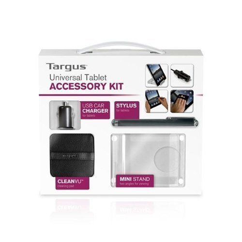 Targus Tablet Universal Accessories Starter Kit
