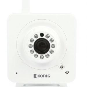 Tehostettu IP-kamera sisätiloihin valkoinen