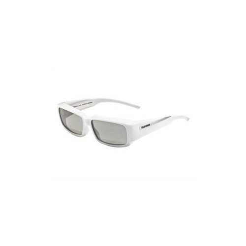 Telefunken Cover 3D Glasses White