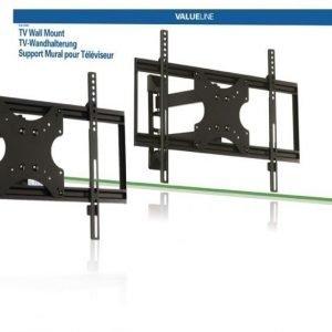 """Television täysin säädettävä seinäteline 42-65 / 107-165 cm 50 kg"""""""