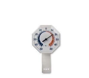 Termometerfabriken Ulkolämpömittari Ø7 301 Plus Muovia