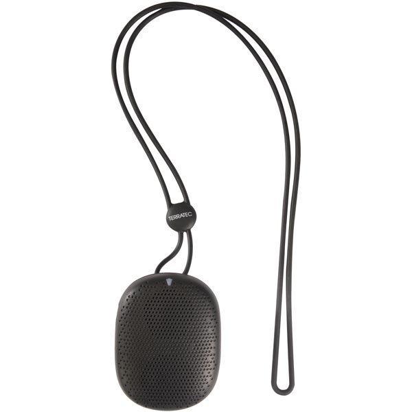 Terratec Concert BT me Bluetooth-kaiutin jossa käytännöll.remmi mu