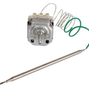 Thermostat 30-93°C 3-Pole
