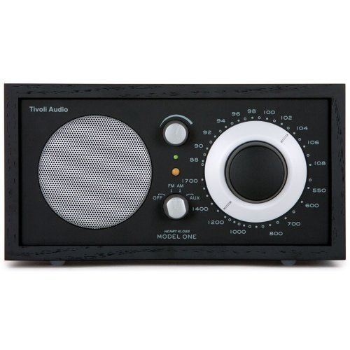 Tivoli Audio Model One Bluetooth Black / Black