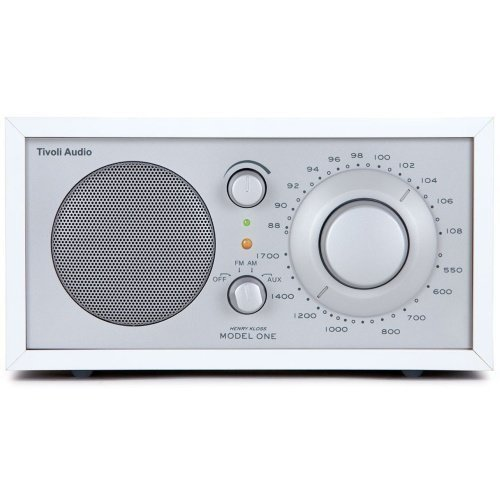 Tivoli Audio Model One Bluetooth White / Silver