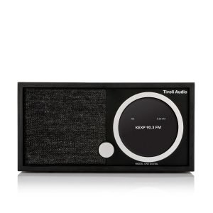 Tivoli Audio Model One Digital Musta