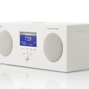 Tivoli Audio Music System 3 Valkoinen