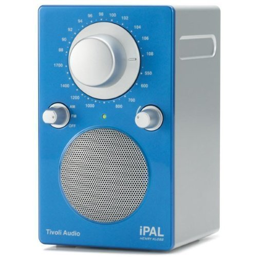 Tivoli Audio PAL Bluetooth White / Blue
