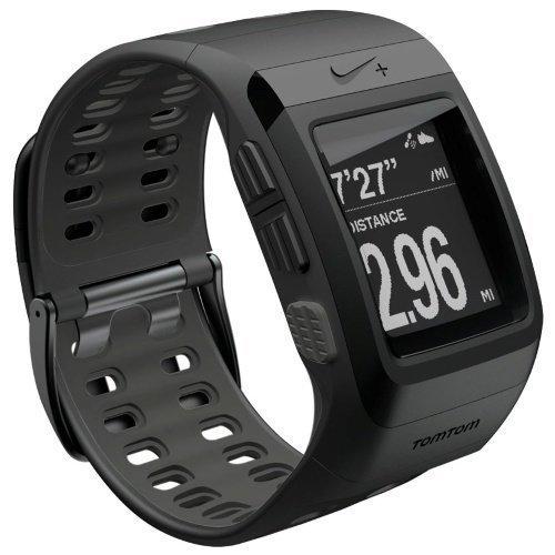 Tomtom Nike+ SportWatch Black