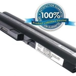 Toshiba Satellite NB200 Satellite NB201 Satellite NB205 akku 4400 mAh Musta