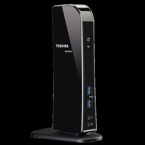Toshiba Toshiba Dynadoc U3.0 PA3927E-1PRP HDMI/DVI/VGA Glossy Black