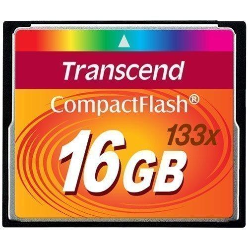 Transcend CF Card 16GB 133x