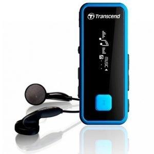 Transcend Mp350 8g Gt Musta / Sininen