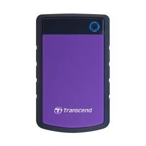 Transcend Storejet 25h3p Usb 3.0 500 Gb Ulkoinen Kovalevy