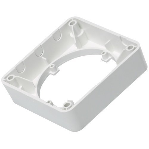 Triax Antenna Outlet Frame 76x76mm White