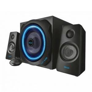 Trust Gxt 628 2.1 Speaker Set Kaiutinsetti