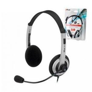 Trust Mikrofonikuulokkeet Hs-2450 Hs-2450