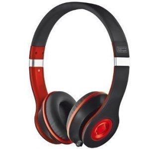 Trust UrbanRevolt Headset Bazz Lite Black & Red