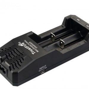 Trustfire TR-015 Multi-Laturi Mikro USB liitännällä + Verkkovirta