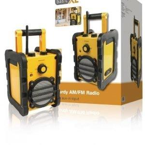 Tukeva AM/FM Radio