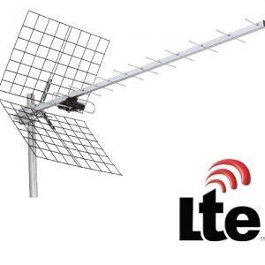 UHF antenni 12 elementtiä