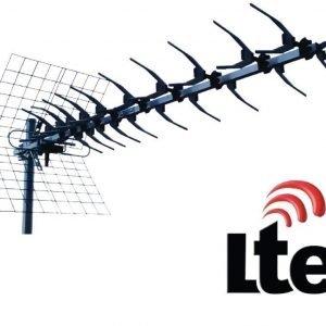 UHF antenni 13 elementtiä