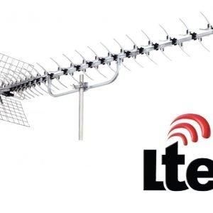 UHF antenni 24 elementtiä