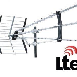 UHF antenni 57 elementtiä