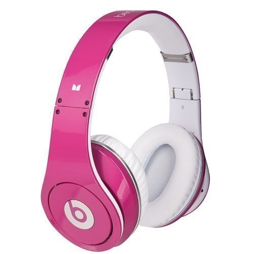 UTG Beats by Dr. DreT Beats StudioT FullSize with Mic3 for iPhone Magenta