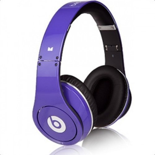 UTG Beats by Dr. DreT Beats StudioT FullSize with Mic3 for iPhone Purple