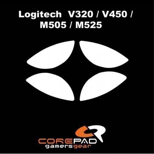 UTG Misc Corepad Mouse feet for Logitech V320 V450 M505 & M525