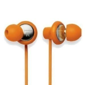 Urbanears Kransen with Mic1 Pumpkin
