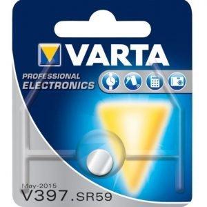 V397 kellonparisto 1.55 V 30 mAh