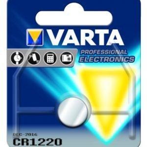 Varta Electronics Cr 1220 Nappiparisto