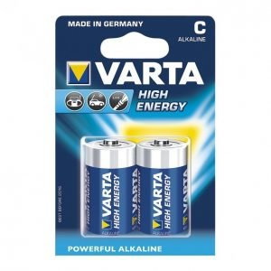Varta High Energy C Paristo 2kpl