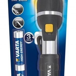 Varta Led Day Light 2xaa Taskulamppu