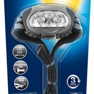 Varta Led Head Light 3xaaa Taskulamppu