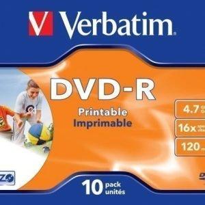 Verbatim DVD-R Verbatim 4