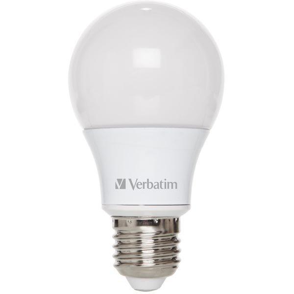 Verbatim LED Classic A himmenettävä E27 6W 480lm 2700K kupu